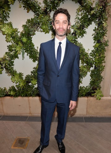 James Frain on the red carpet at the BAFTA LA 2014 Awards Season Tea Party.