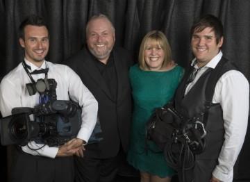 Tinopolis Film Crew