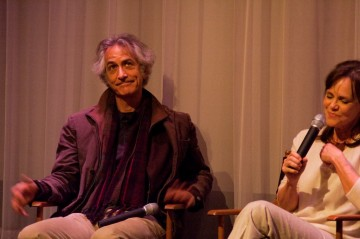 David Strathairn and Sally Field