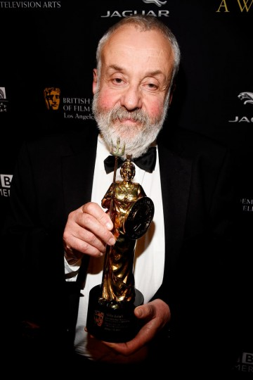 Honoree Mike Leigh, OBE