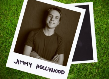 Joe Thomas who plays Simon Cooper in The Inbetweeners: Jimmy Hollywood. (Photography: Andy Hollingworth)