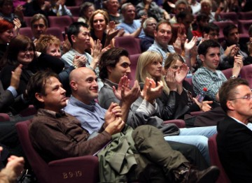 BAFTA and BFI Screenwriters' Lecture. (Photography: Jay Brooks)