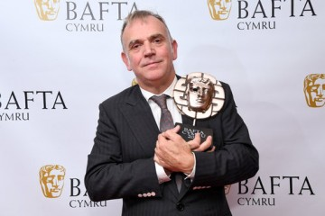 British Academy Cymru Awards, St David's Hall, Cardiff, Wales, UK - 13 Oct 2019