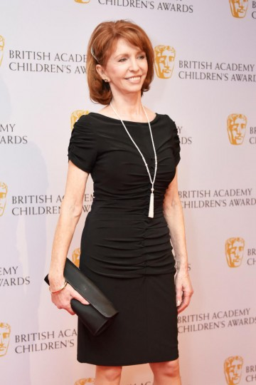 Jane Asher at the BAFTA Children's Awards 2015 at the Roundhouse on 22 November 2015