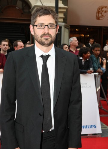 Louis Theroux arrives for the Philips British Academy Television Awards (BAFTA/Steve Butler).