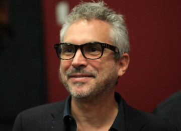 Director Alfonso Cuarón