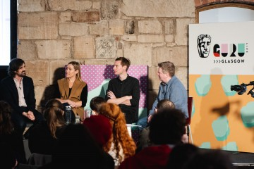 Telling Stories: Factual - Jack Cocker, Becky Read, Hamish Fergusson & Host Michael McAvoy