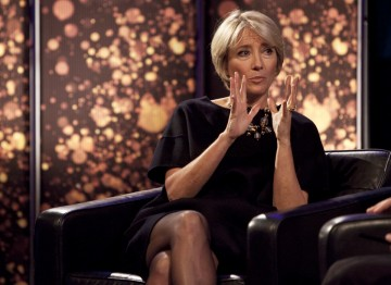 Emma Thompson: A Life in Pictures