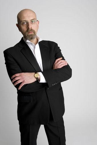Christophe Villez represented Rayman Origins,winner of the Artistic Achievement category.