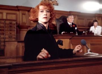 John Hurt as Quentin Crisp in 1975 TV show, 'The Naked Civil Servant'Photo: FremantleMedia Ltd / Rex Features