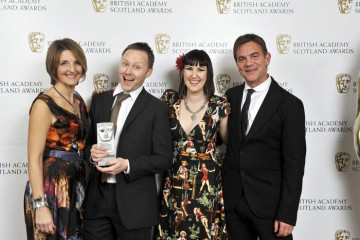 Winners of the Entertainment Programme category, Limmy's Show