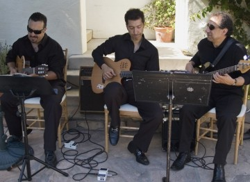 The Annual Garden Party, held on June 26, 2010 at the Residence of the British Consul-General in the historic Hancock Park district of Los Angeles.