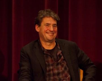 Producer Eric Bevan