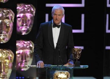 Channel 4 newsreader Jon Snow was on hand to present the BAFTA for Specialist Factual (BAFTA / Marc Hoberman).