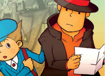 The fiercely contested Handheld category was won by the mystery puzzle game Professor Layton and the Curious Village (Nintendo).