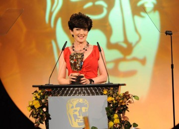 Claire Kenny is awarded the BAFTA for her Production Design work on the BBC Four drama Drama based around the relationship between singer Gracie Fields and director Monty Banks.