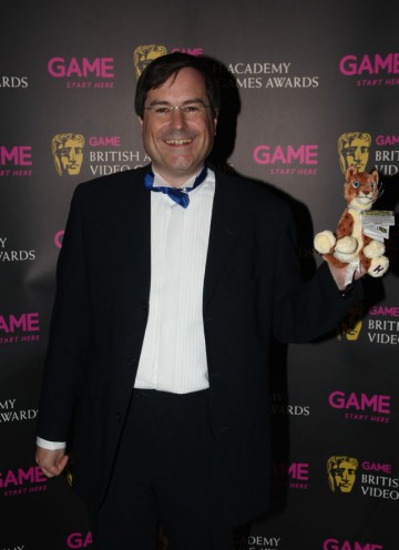 The British programmer who co-created Elite, a hugely popular and influential space trading computer game, in the early 1980s.