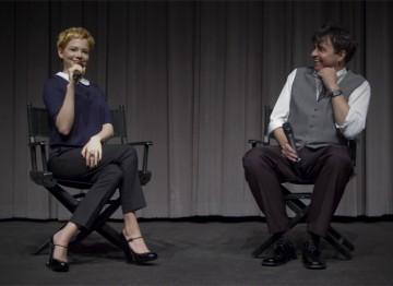 BAFTA Los Angeles screening of My Week With Marilyn. October 2011.