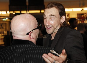 Joseph Mawle at the Breakthrough Brits celebration.