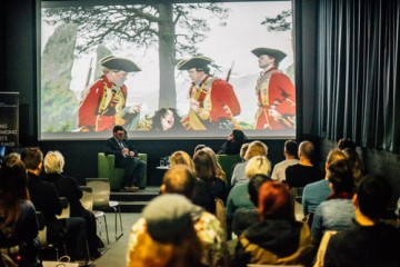 BAFTA Scotland Interview with Showrunner Ron Moore