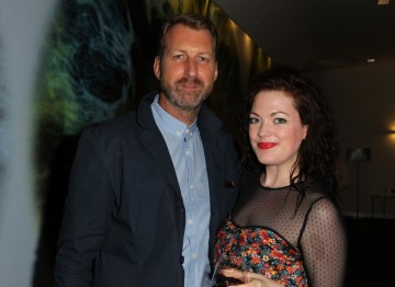 """Brits to Watch: The Screenings"" showing of ""Burton & Taylor"" at Soho House, Manhattan with director Richard Laxton"