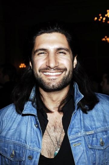 Kayvan Novak (Television Nominees Party 08)