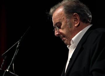 BAFTA winning screenwriter Sir Ronald Harwood. (Photography: Jay Brooks)