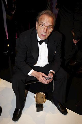 David Frost at the 2008 Film Awards