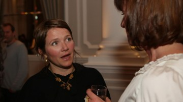 Jessica Hynes chats with Doon Mackichan