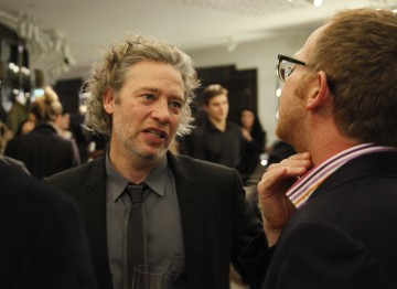 Dexter Fletcher at the Breakthrough Brits event.