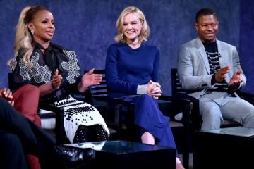Mary J. Blige, Carey Mulligan, Jason Mitchell