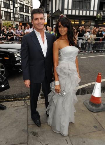 Simon Cowell arrives at the BAFTA awards to receive the Special Award BAFTA (BAFTA/Richard Kendal).