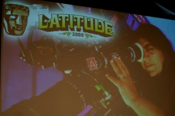 BAFTA hosted a range of film events at this year's Latitude Festival.