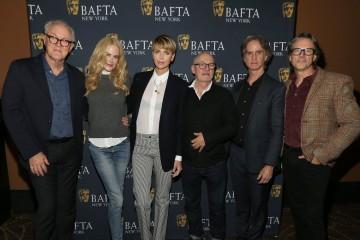 John Lithgow, Nicole Kidman, Charlize Theron, Barry Ackroyd, Jay Roach and Charles Randolph