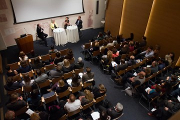 Event at the Roosevelt House Public Policy Institute at Hunter College