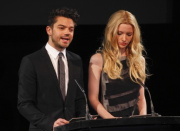 The nominations were announced by actor Dominc Cooper and actress Talulah Riley.