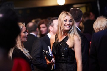 At the House of Fraser British Academy Television Awards in 2015