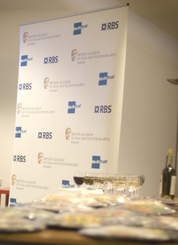 BAFTA mentors' recruitment night partnered by Media Trust and sponsored by RBS