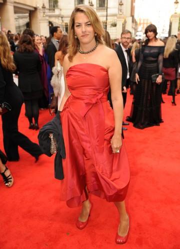 The British artist will present the Current Affairs BAFTA. (Pic: BAFTA/Richard Kendal)