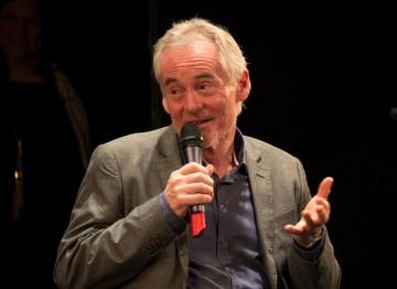 Novelist Martin Sixsmith.