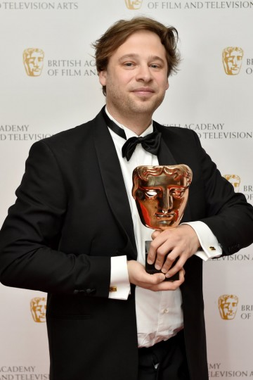 Winner of Editing: Fiction, Ben Lester, for The Night Manager