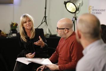 Zoë Ball hosts a post-nominations announcement panel discussion with film critics; Matt Risley, Boyd Hilton and Rhianna Dhillon.