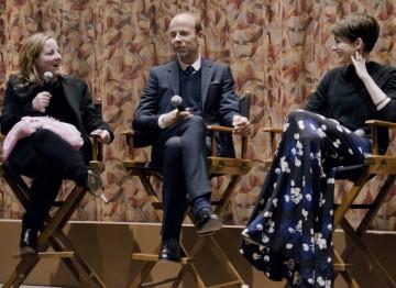 BAFTA Los Angeles screening of Les Misérables. December 2012