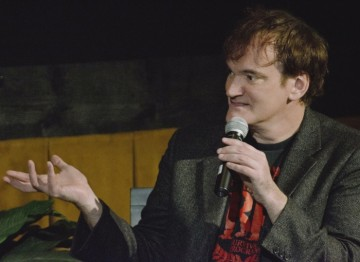 Behind Closed Doors with Quentin Tarantino. December 2012