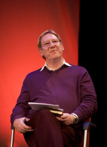 Laurence Marks, BAFTA award-winning comedy writer of The New Statesman, Goodnight Sweetheart and Birds of a Feather, chaired the event (Image: BAFTA).