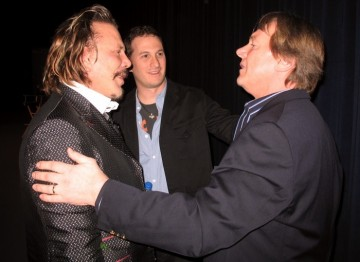 BAFTA Los Angeles Screening of The Wrestler. November 2008