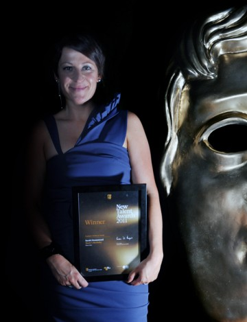 Best Producer: Fiction or Factual Winner, Sarah Drummond