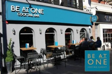 Be at One cocktail bar, Cardiff are now offering members 2 cocktails for £10.00 on production of their valid membership card.
