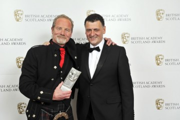 Winner of both the Director and Writer categories, Peter Mullan