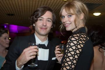 Alexander Vlahos Partner